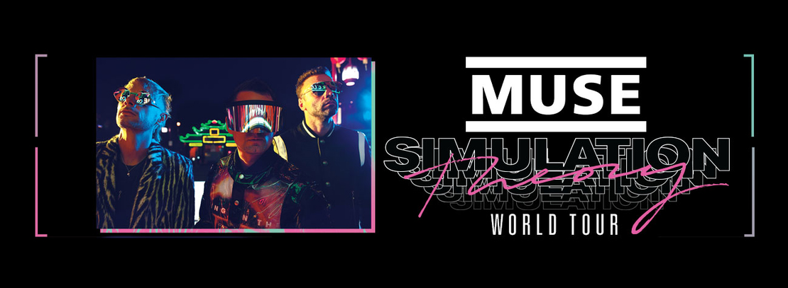 Muse met Simulation Theory World Tour 12 september naar Ziggo Dome Amsterdam